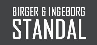 Birger og Ingeborg Standal