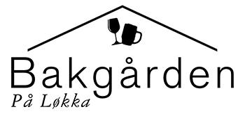 Bakgården på Løkka